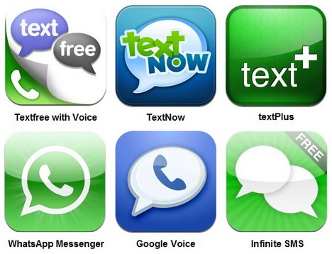 best free texting app for android and iphone